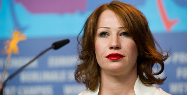 Birgit Minichmayr, Gnade press conference