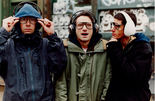 Terry Richardson photo of Beastie Boys