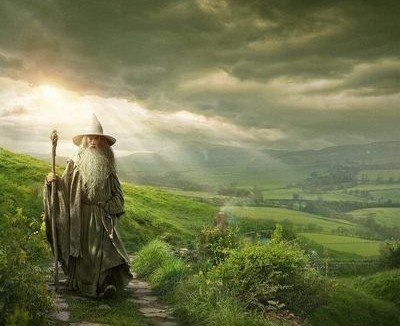 The Hobbit, Gandalf