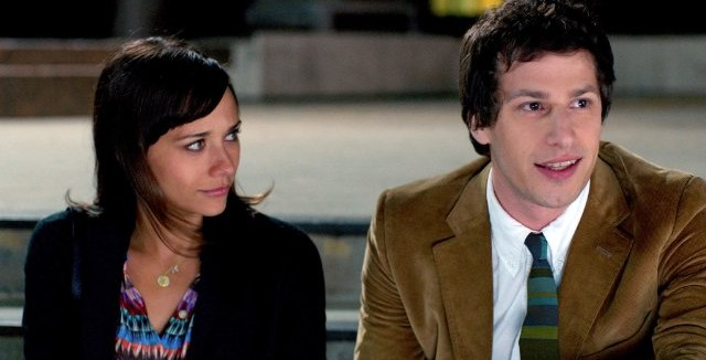 Rashida Jones and Andy Samberg2
