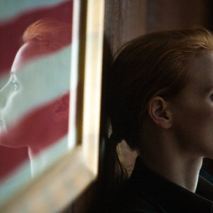 Zero Dark Thirty Jessica chastain