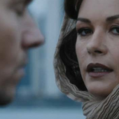 Mark Wahlberg and Catherine Zeta-Jones in Broken City