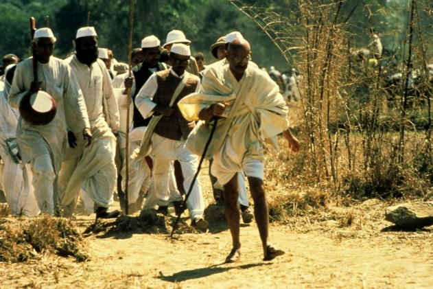 "Still from ""Gandhi"" (1982)"
