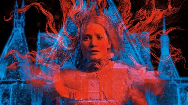 Mia Wasikowska in CRIMSON PEAK