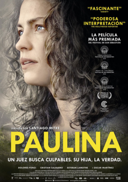 Poster for PAULINA