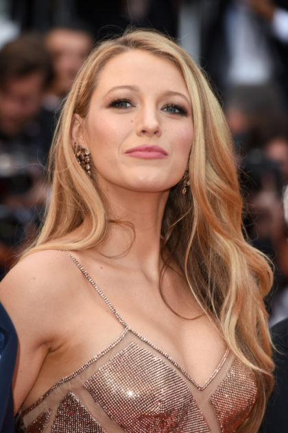 Blake Lively (credit: David Fisher/REX/Shutterstock)