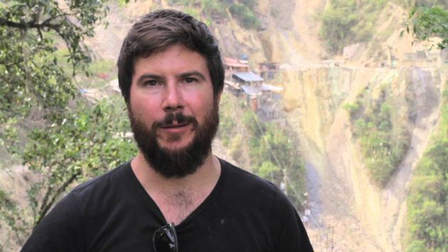 Filmmaker Mark Grieco