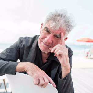 Christopher Doyle (photo: Ki Price)