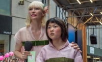 OKJA, a Netflix premiere, delivers a bleak message couched in entertaining fiction