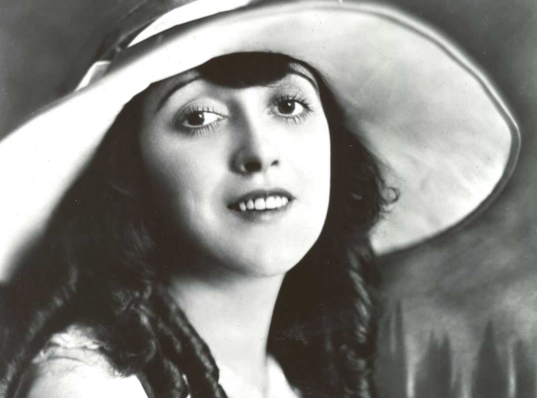 Mabel Normand Coca Cola