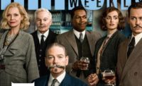 "DRAMA/MYSTERY: ""Murder on the Orient Express"