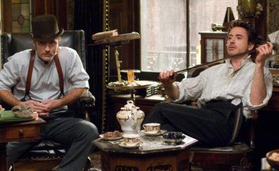 Sherlock Holmes movie image