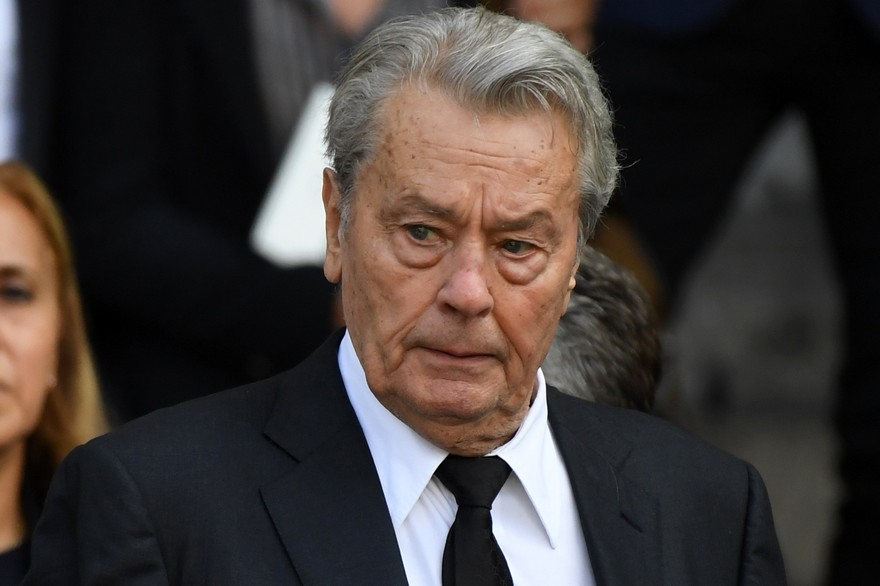 CANNES FESTIVAL – Alain Delon to be feted with Honorary ...
