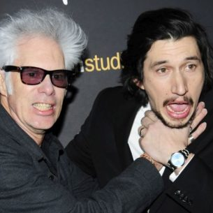 JARMUSCH and driver