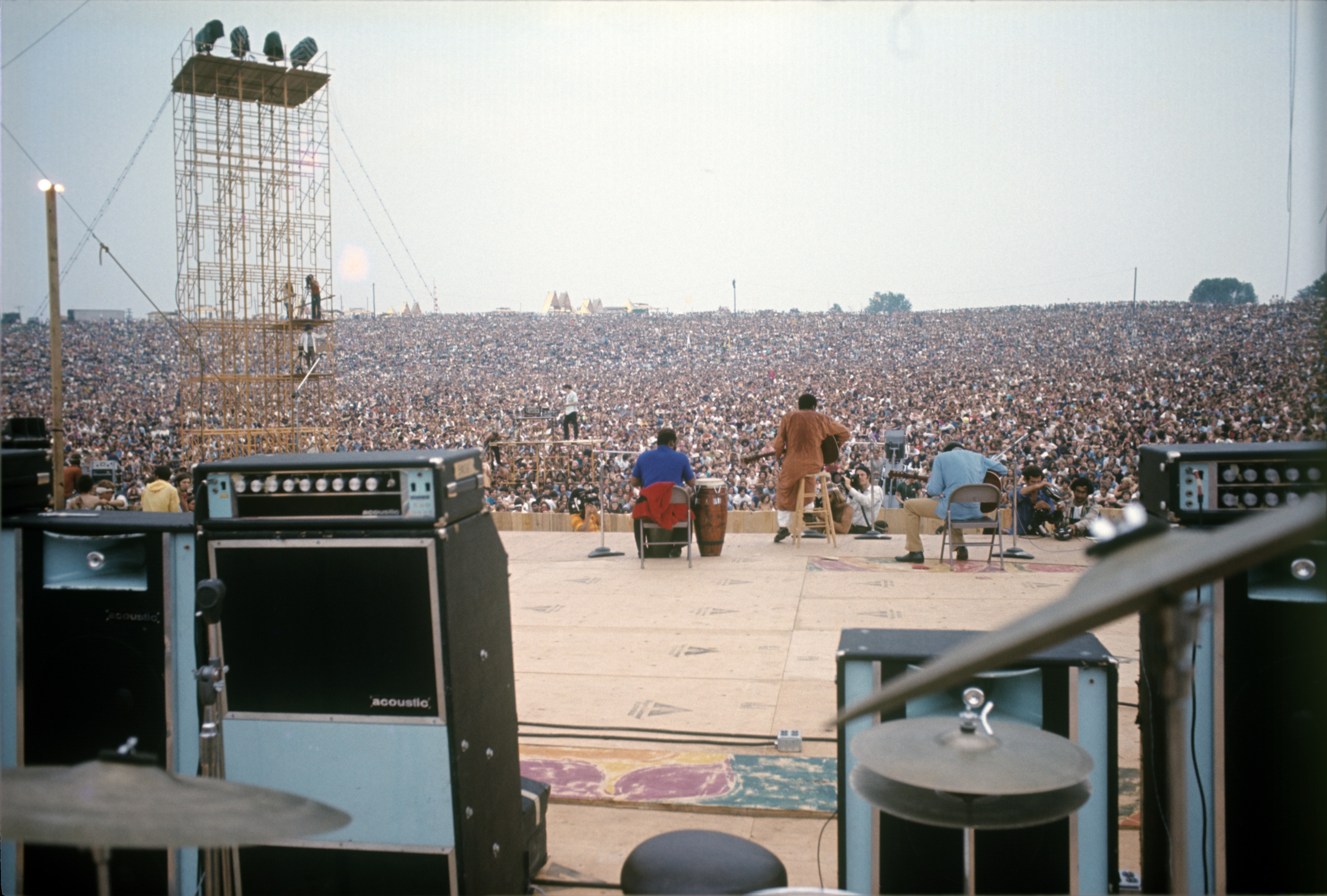 The spirit of Woodstock lives on